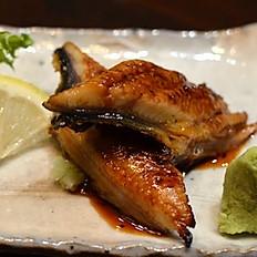 Unagi (Eel) Sashimi