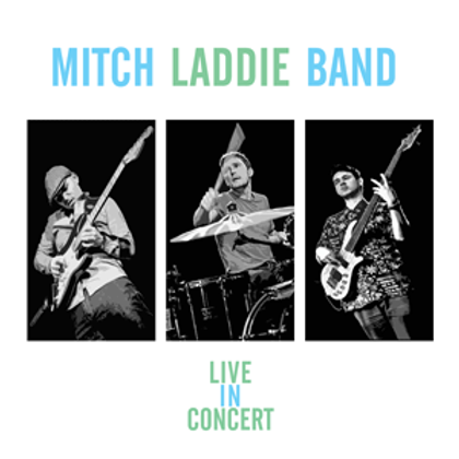 Mitch Laddie Band - Live In Concert CD