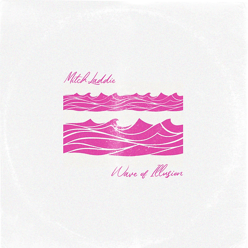"Mitch Laddie - ""Wave of Illusion"" CD"