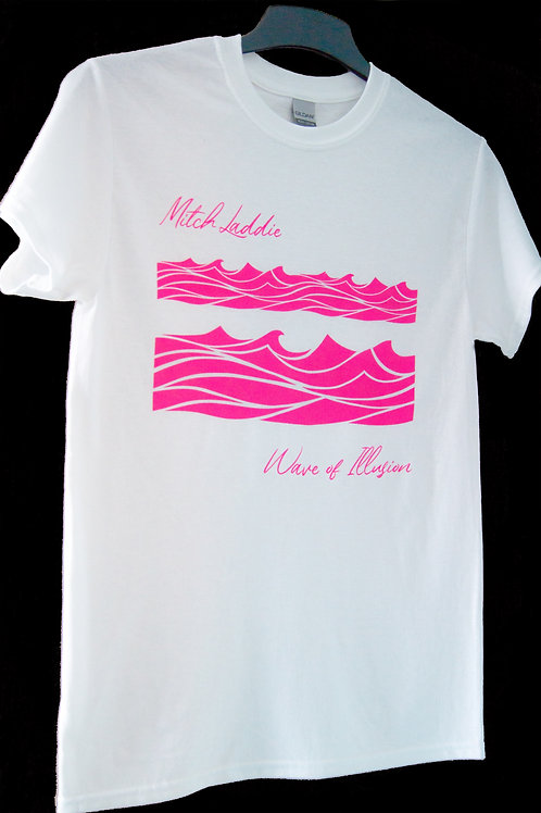 """Limited Edition """"Wave of Illusion"""" T-shirt"""