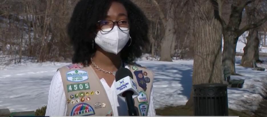 Teen Spotlight: Kathryn Tucker Celebrates Girl Scouts' Black History