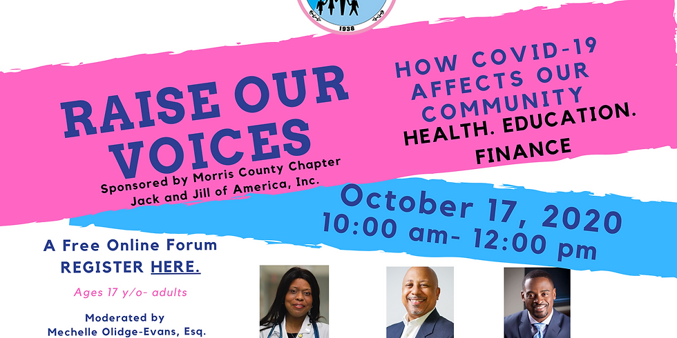 Raise Our Voices: How COVID-19 Affects Our Community