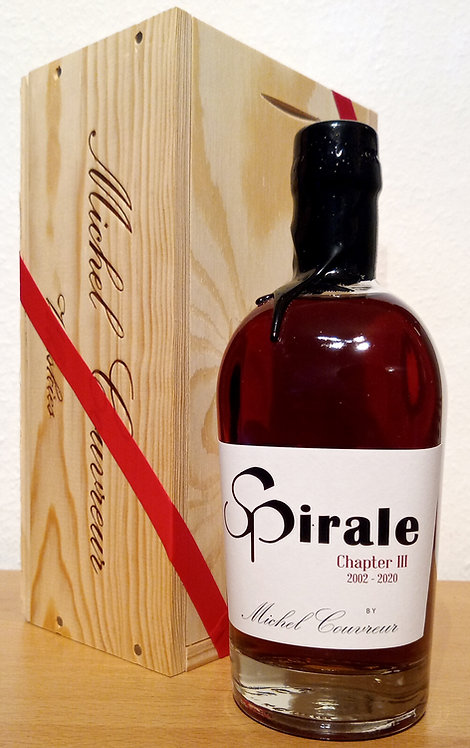 Michel Couvreur Spirale Bottled 2002 Chapter III 18 Years old