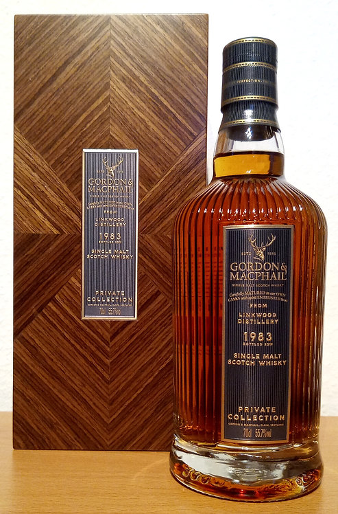 Linkwood 1983 Gordon & MacPhail 35 Years old Private Collection