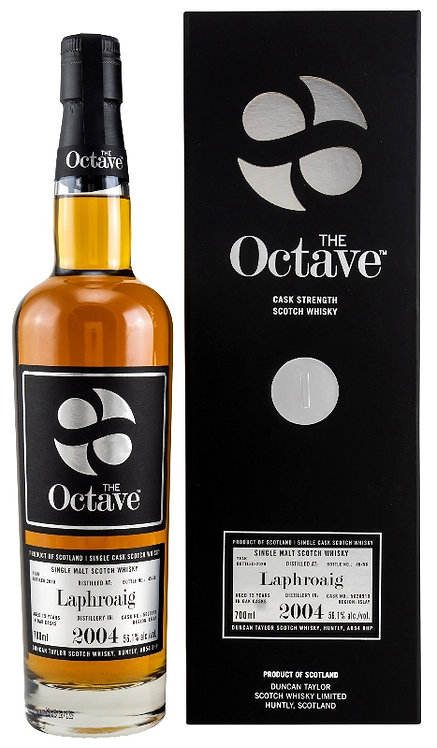 Laphroaig 2004 / 2019 Duncan Taylor The Octave 15 years old Cask 5620919
