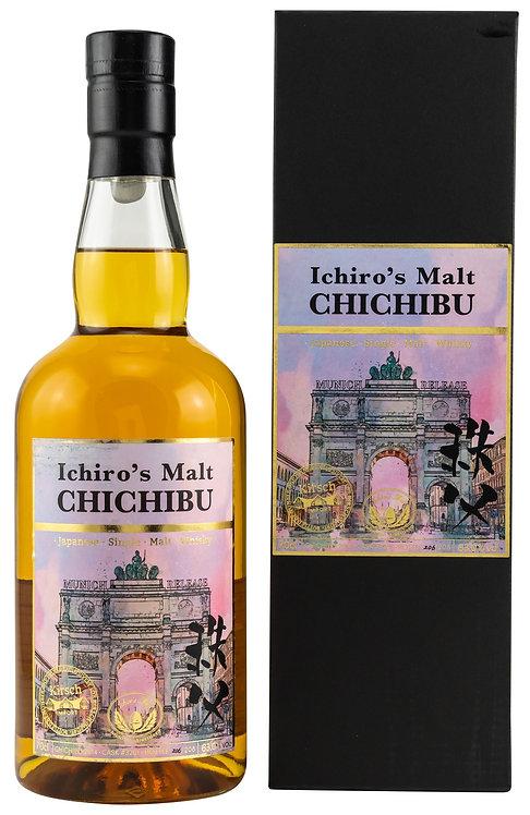 Chichibu Ichiro's Malt Munich Release First Fill Bourbon Barrel Cask 3201