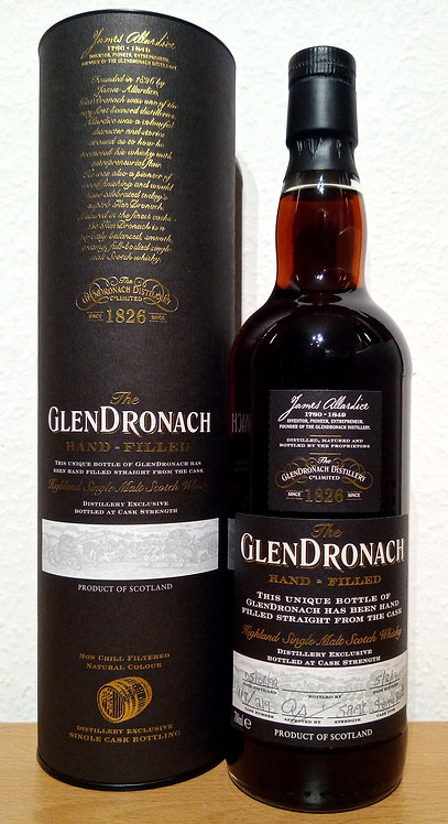 Glendronach 1992 Single Cask 219 Sherry Butt 26 Years old Hand-filled