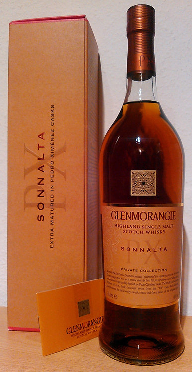 Glenmorangie Sonnalta PX Private Collection 12 Years old