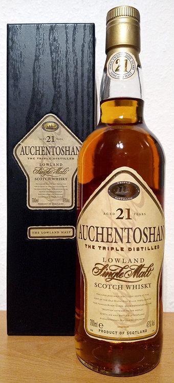 Auchentoshan 21 Years old Distillery Bottling (old bottling)