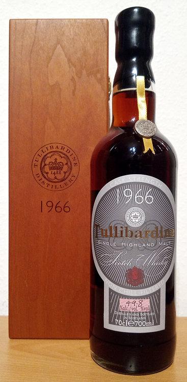 Tullibardine 1966 Ex-Sherry Butt 40 Years old Cask 1112