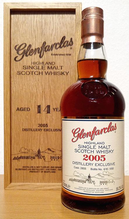 Glenfarclas 2005 Distillery Exclusive 14 Years old Oloroso Sherry Butt 2855