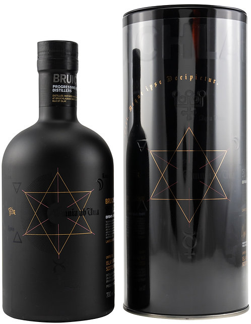 Bruichladdich Black Art 08.1 Limited Edition 26 Years old