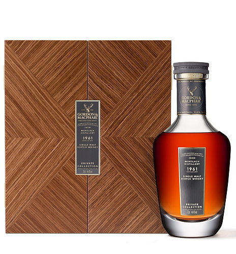 Mortlach 1961 Private Collection Gordon & MacPhail 58 years old