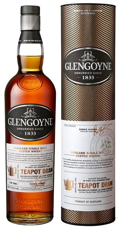 Glengoyne Teapot Dram First Fill Oloroso Casks Batch 006