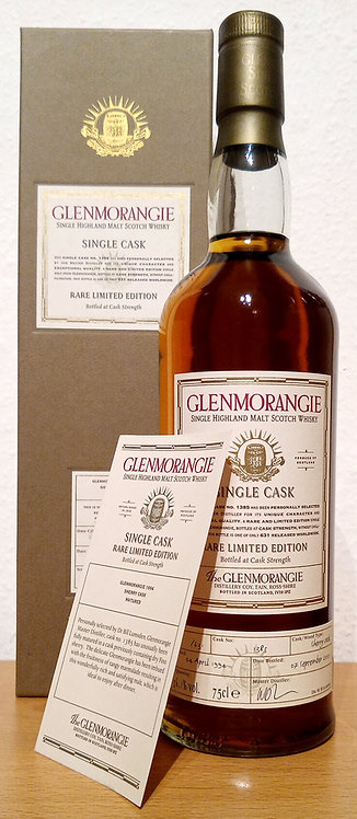 Glenmorangie 1994 Single Cask 11 Years old Rare Limited Edition Sherry Cask 1385