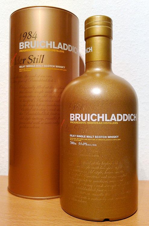 Bruichladdich 1984 Golder Still 23 years old Limited Edition 4866 Bottles