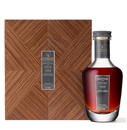 Mortlach 1954 Private Collection Gordon & MacPhail 65 years old