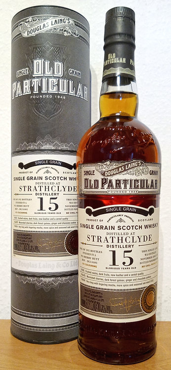 Strathclyde 2005 Douglas Laing Old Particular 15 Years PX Sherry Butt DL 14401
