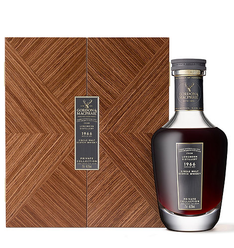 Longmorn 1966 Private Collection Gordon & MacPhail 50 years old