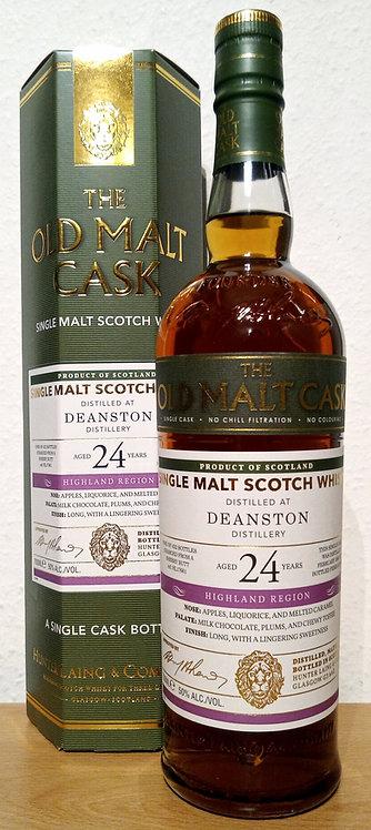Deanston 1996 Douglas Laing Old Malt Cask Sherry Butt 24 Years old Cask 17661