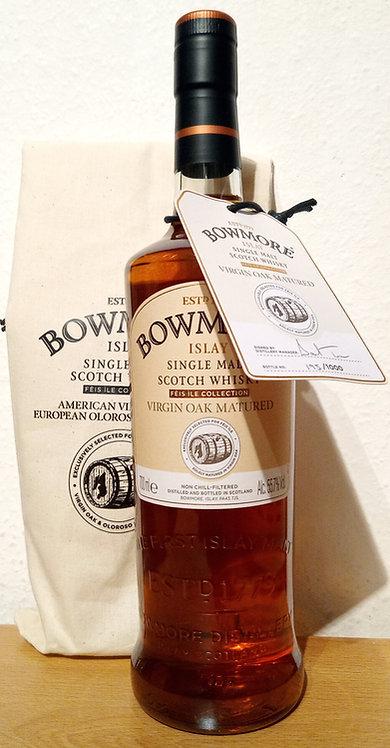 Bowmore Feis Ile 2015 Virgin Oak Casks Distillery Exclusive