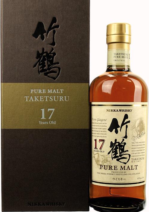 Nikka Taketsuru Pure Malt 17 Years old Limited Edition