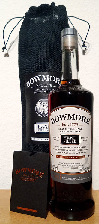 Bowmore 2001 Hand-filled 18 Years old 1st Fill Oloroso Sherry Cask 1520