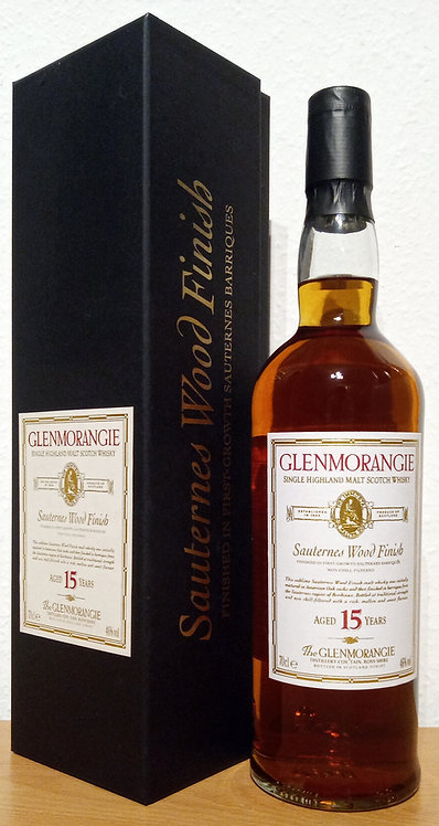 Glenmorangie 15 Years old Bottled 2004 Sauternes Wood Finish