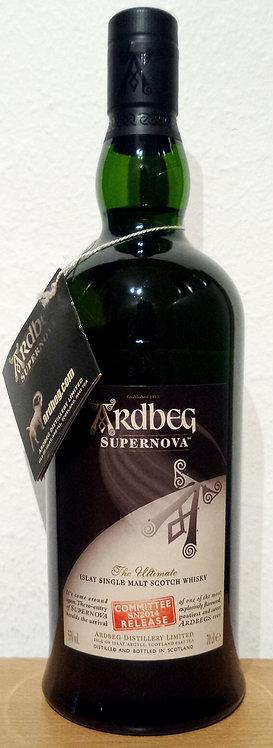 Ardbeg Supernova 2014 Bourbon and Sherry Casks Islay Single Malt Whisky