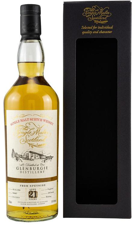 Glenburgie 1998 Elixir Distillers 21 Years old Bourbon-Hogshead 900887
