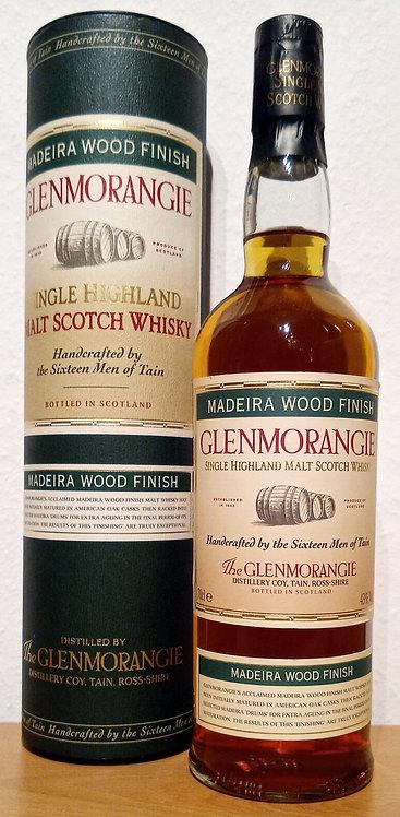 Glenmorangie Madeira Wood Finish Bottled 2004 New Striped Label