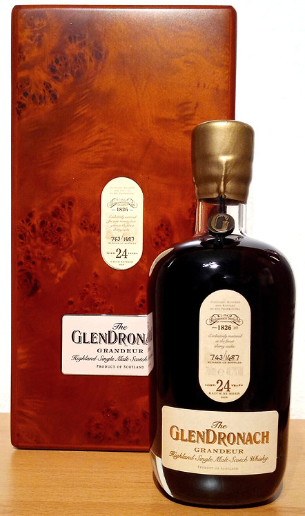 Glendronach Grandeur 1994 Single Sherry Casks 24 Years old Batch 9
