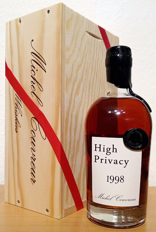 Michel Couvreur 1998 - High Privacy Sherry PX Cask 20 Years old