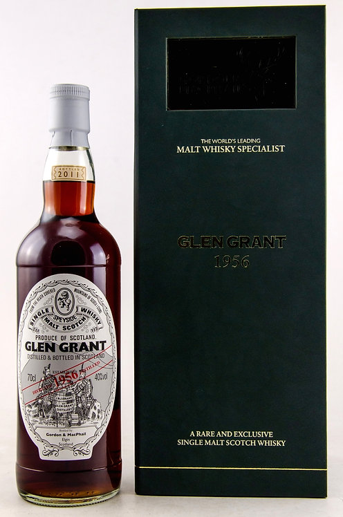 Glen Grant 1956 Bottled 2011 by Gordon & MacPhail 54 Years old