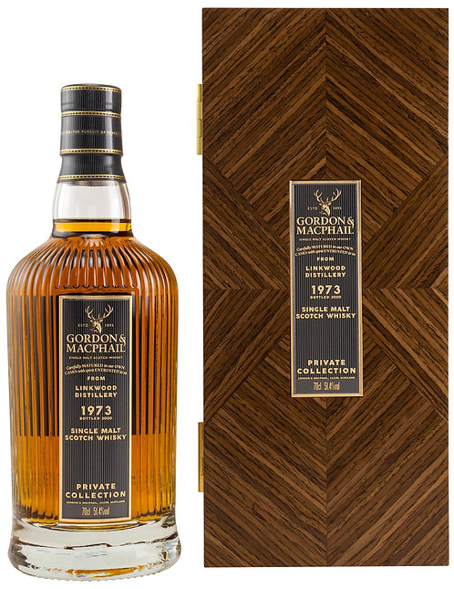 Linkwood 1973 Gordon & MacPhail 47 Years old Private Collection