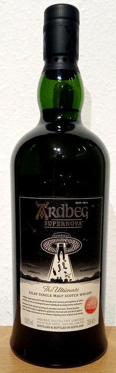 Ardbeg Supernova 2019 ex-Bourbon Casks Islay Single Malt Whisky
