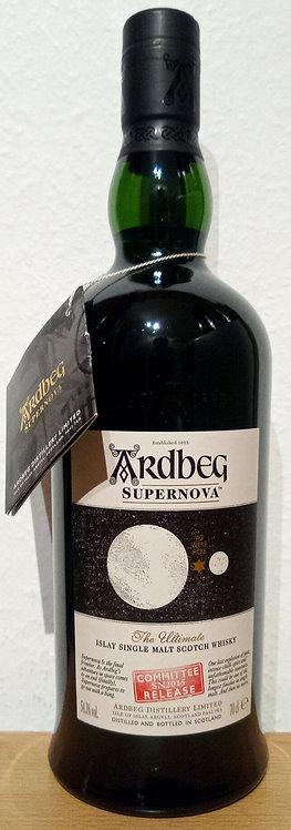 Ardbeg Supernova 2015 Bourbon and Sherry Casks Islay Single Malt Whisk