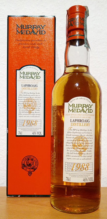 Laphroaig 1988 Murray McDavid 13 Years old Bourbon Cask MM 2108