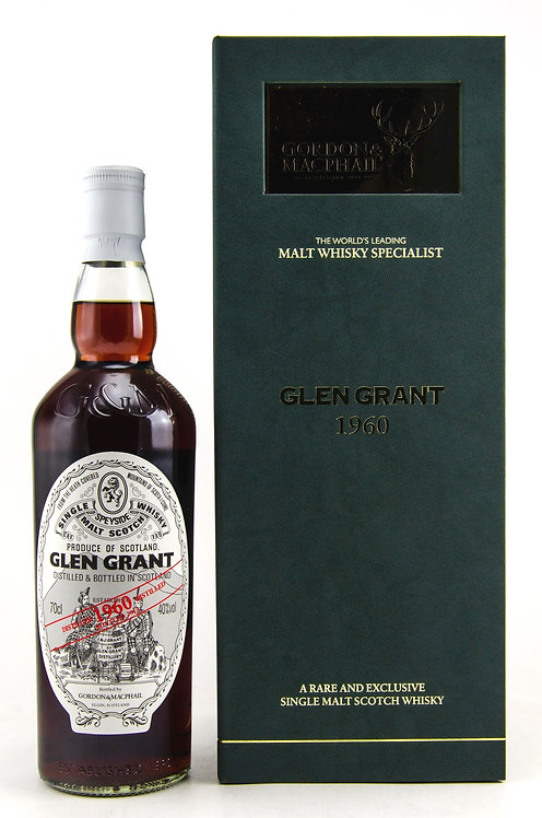 Glen Grant 1960 Bottled 2013 by Gordon & MacPhail 53 Years old