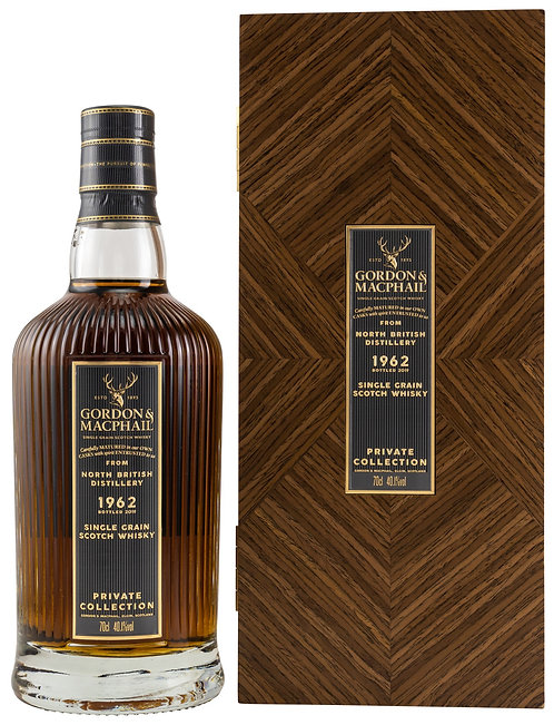 North British 1962 Gordon & MacPhail 57 Years old Private Collection