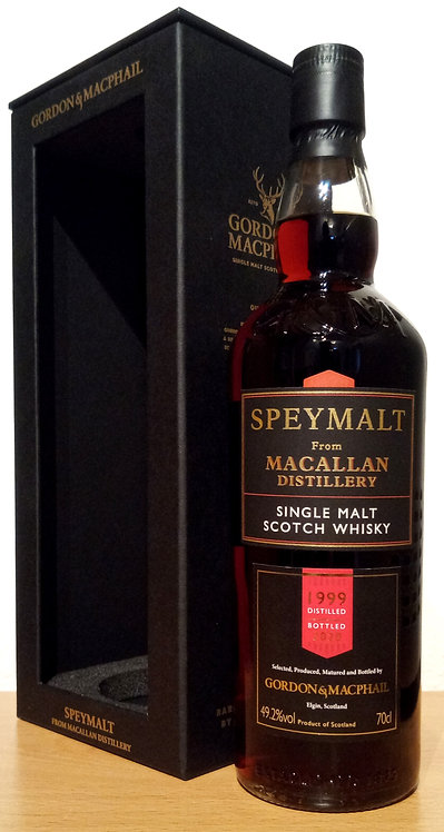 Macallan 1999 Bottled 2020 by Gordon & MacPhail 20 Years old