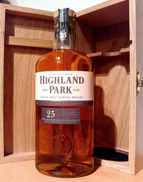 Highland Park 25 Years old Distillery Bottling Bottled 2012