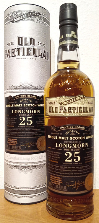 Longmorn 1994 Douglas Laing Old Particular 25 Years Refill Hogshead DL 13921