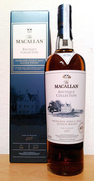 Macallan Boutique Collection Release 2017 Batch No. 2