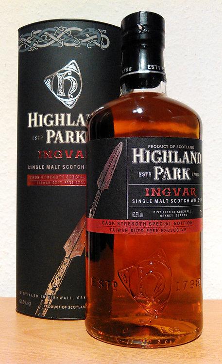 Highland Park Ingvar Cask Strength Special Edition Travel Retail