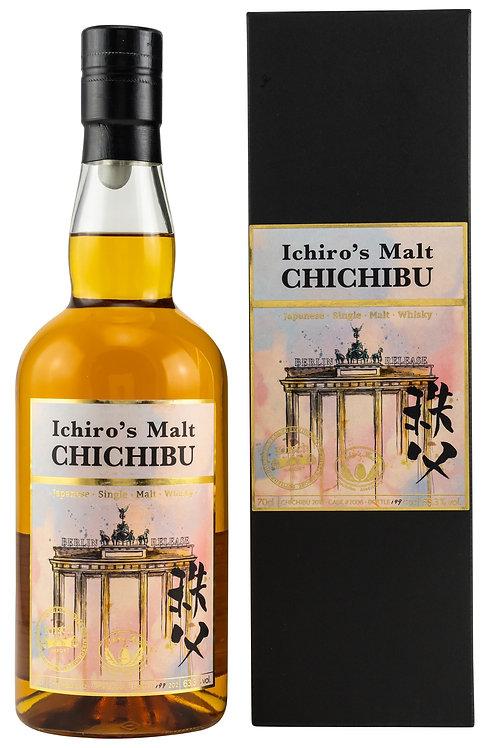 Chichibu Ichiro's Malt Berlin Release First Fill Bourbon Barrel Cask 2006