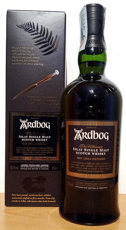 Ardbeg Ardbog Limited Edition 2013 Islay Single Malt Whisky