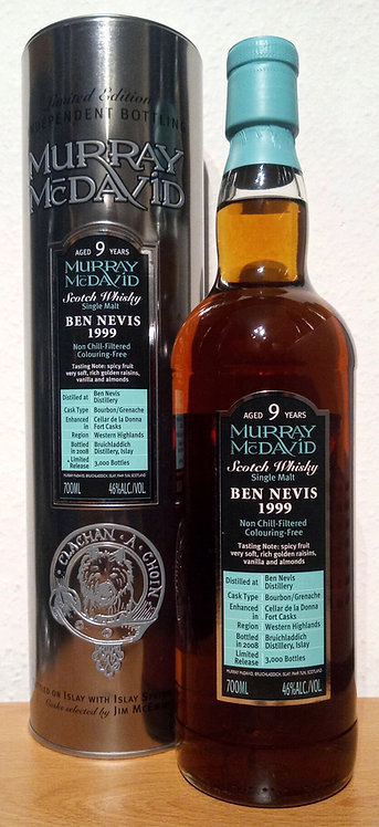 Ben Nevis 1999 Murray McDavid 9 Years old Silver Mission