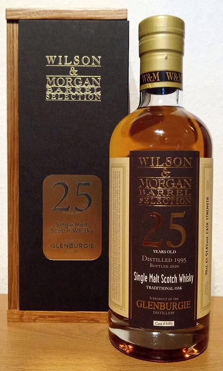 Glenburgie 1995 Wilson & Morgan 25 Years Refill Sherry Cask