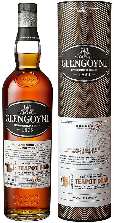 Glengoyne Teapot Dram First Fill European Oak Oloroso Batch 007